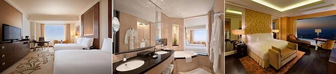 Conrad Dubai, World Trade Center'ın karşısında Hilton zincirine bağlı 5* bir oteldir.