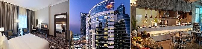 Dusit D2 Kenz Hotel 4* iş veya tatil amaçlı kullanılabilen güzel bir 4* oteldir.