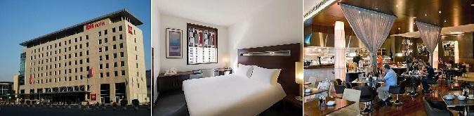 Dubai Ibis World Trade Centre Hotel 2* fuar ziyaretçileri tarafından tercih edilmektedir.
