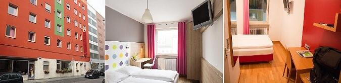 Munich Creatif Elephant Hotel Merkez tren istasyonuna yakınlığı nedeni ile tercih edilmektedir.