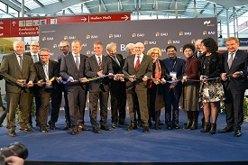 Bau Munich 2021 Fuarı 8 gece konaklamalı ziyaretçi programı sadece 849 EUR'dan itiabren